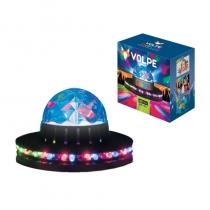 Volpe Светодиодный светильник-проектор ULI-Q305 3,5W/RGB BLACK