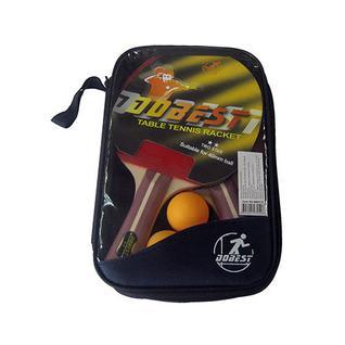 Набор для н/т Dobest Bb01 2 звезды (2 ракетки + 3 мяча)