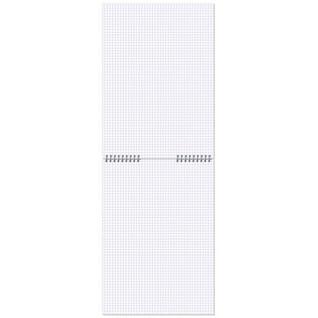 Блокнот ГРАФО спираль А4 50л. клетка