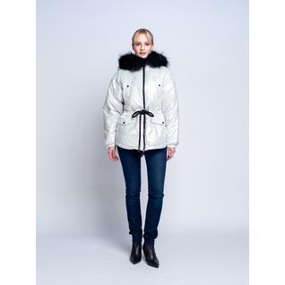 Куртка ODRI MIO 19310201-1 Куртка ODRI MIO SILVER (серый)
