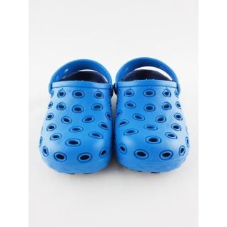 610-1 кроксы синие для мальчика.дюна 24-29 (28) Дюна