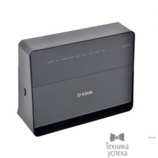 D-Link D-Link DSL-2640U/RA/U2A Беспроводной маршрутизатор ADSL2+