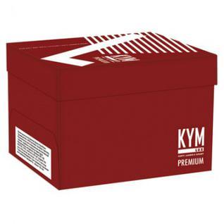 Бумага для ОфТех KYM LUX Premium (А4,80г,170%CIE) пачка 500л.