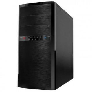 Корпус Powerman ES722 Black PM-400ATX/6111491