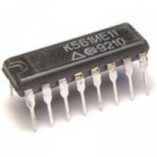 Микросхема К561ИЕ11