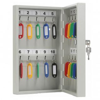 Шкаф для ключей AIKO KEY-20 на 20 ключей, с брелоками