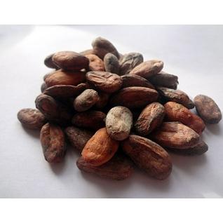 Натуральные какао бобы Доминикана
