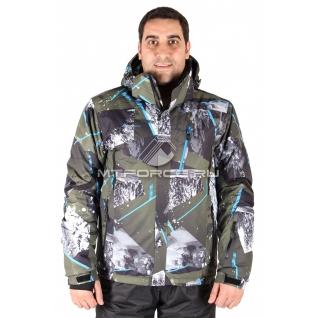 Куртка горнолыжная мужская 1437