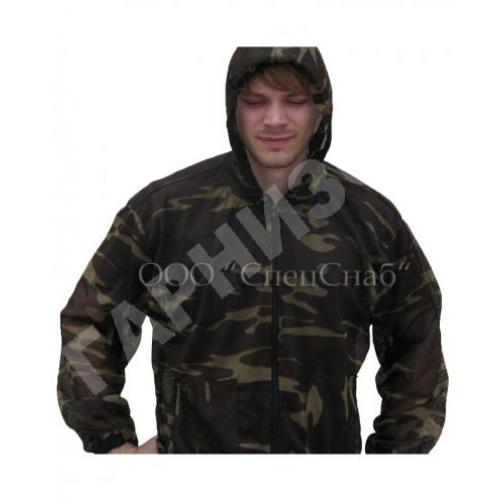Костюм Склон КМФ сетчатый (куртка+брюки) 10335