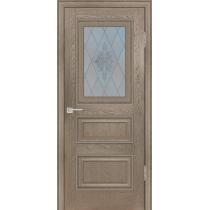 Дверное полотно Profilo Porte PSB-29 Цвет Дуб медовый, Дуб гарвард бежевый, Дуб гарвард кремовый, Дуб оксфорд темный, Белый сатинат