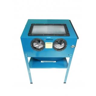 Пескоструйная камера (объем-220л, 425-708л/мин, 2.7-5.4атм) Forsage