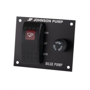 Johnson Pump Панель управления для трюмных помп Johnson Pump Bilge Pumps 34-1224 12 В 76 x 55 мм