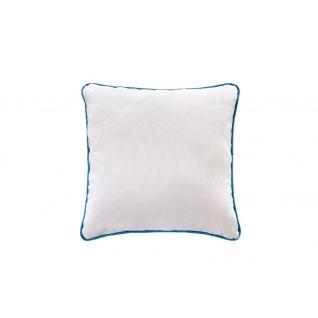 Подушка декоративная с кантом 450х450 Aquarelle col.01 + Aquarelle col.25