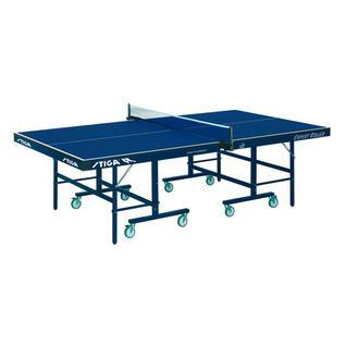 Stiga Профессиональный теннисный стол Stiga Expert Roller CCS 25 мм 261.4020/St (синий)