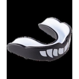 Капа детская Flamma Blizzard Mgf-031mstr, с футляром, черный/белый