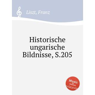 Венгерские исторические картины, S.205