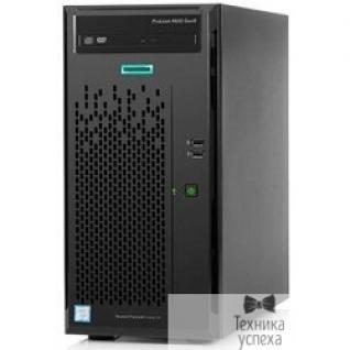 "Hp Сервер HP ProLiant ML10 Gen9 1xXeon E3-1225v5 3,3 GHz 8 Gb Intel RST SATA RAID/0,1, 1+ 0,5/2x1000 Gb SATA 3.5"" 7200 rpm/DVD+-RW (838124-425)"