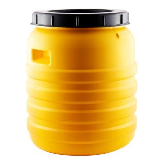Бочка 45 литров с широким горлом