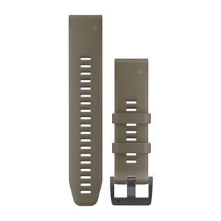 Garmin Ремешок сменный QuickFit 22 мм (силикон) светло-коричневый
