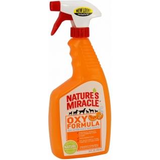 8in1 8in1 уничтожитель пятен и запахов от собак NM Orange-Oxy Formula спрей 710 мл
