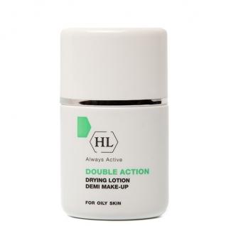 Holy Land Double action drying lotion make-up - Подсушивающий лосьон с тоном