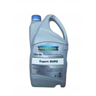 Моторное масло Ravenol Expert SHPD 10W40 5л