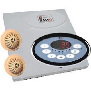 Пульт для сауны Sawo Innova Classic S Combi (панель INC-S + блок мощности Combi, без боп. функций, для печей до 15 кВт)