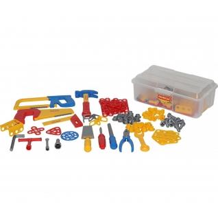 Набор инструментов №9 (156 эл) (в контейнере) Полесье