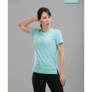 Женская спортивная футболка Fifty Balance Fa-wt-0105, мятный размер L