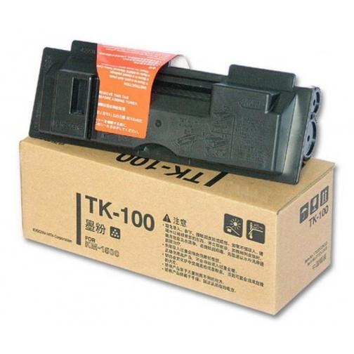 Картридж TK-100 для Kyocera KM-1500, FS-1000, 1020D (черный, 6000 стр.) 1287-01 852484 1