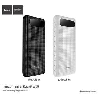 Внешний Аккумулятор HOCO B20A-20000 Mige