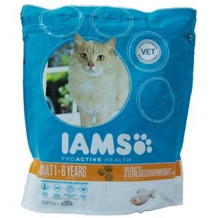IAMS Iams® ProActive Health™ Adult для стерилизованных/ кастрированных кошек 300 г