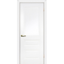 Дверное полотно Profilo Porte PSC-26, 28, 30 Цвет Белый, Магнолия