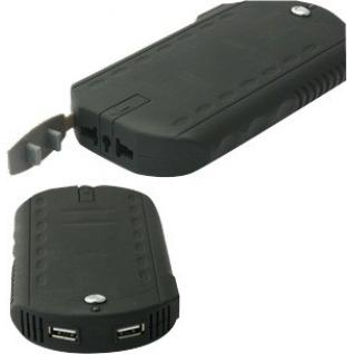 Преобразователь напряжения автомобильный KOTO 12V-502 (12В > 220В, 200 Вт, 2 USB) Koto
