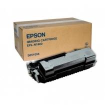 Картридж Epson S051056 для Epson EPL N1600, оригинальный (черный, 8500 стр.) 8379-01