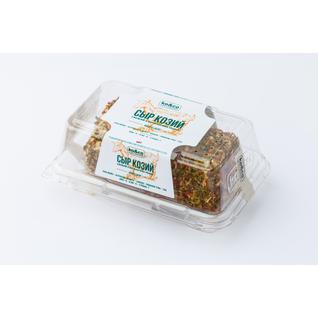 ТМ KO&CO Сыр мягкий из козьего молока Бюш Де Шевр в прованских травах 110гр