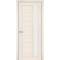 Дверное полотно Profilo Porte PS-40 Цвет Дуб перламутровый, Мокко, Белый сатинат