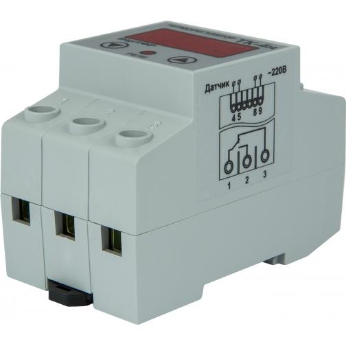 Терморегулятор DigiTOP ТК-4н (крепление на DIN-рейку) 6775760 1