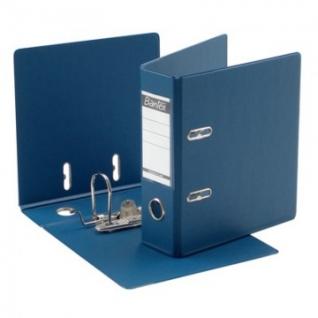 Папка-регистратор BANTEX 1452-01,формат А5, верт., 70мм, т.-синий
