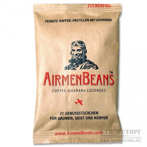 AirmenBeans Пастилки Airmenbeans гуарана с кофеином 5030788