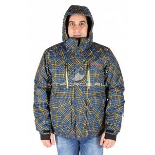 Куртка спортивная зимняя мужская 4008