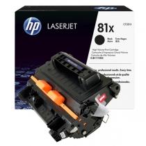 Оригинальный картридж HP CF281X для HP LJ ENTERPRISE M605, M606 MFP, M630DN, черный, 25000 стр. 9773-01 Hewlett-Packard