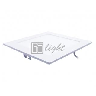 GSlight Светодиодная панель S6-W-WW Квадрат