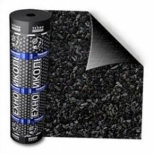 Унифлекс ЭКП сланец серый 1,0х10 м/10,0 м2/ (23 шт поддоне)