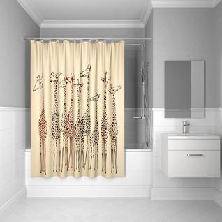 Штора для ванной комнаты IDDIS 570P18Ri11