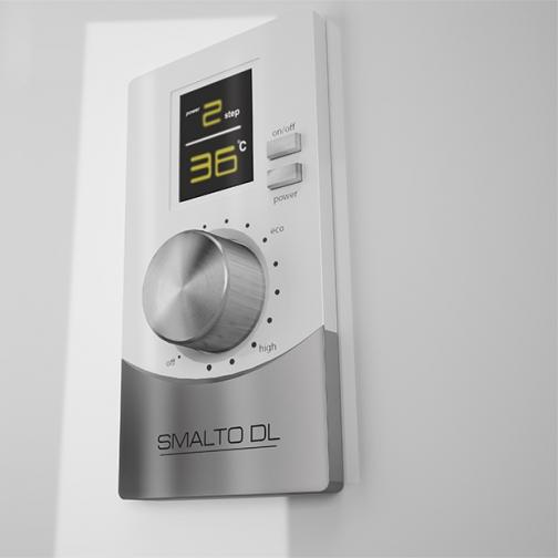 Электрический накопительный водонагреватель 80 литров Zanussi ZWH/S 80 Smalto DL 6762303 1