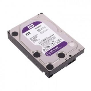 Жесткий диск WDC SATA 4TB 6GB/S 64MB PURPLE (WD40PURZ)