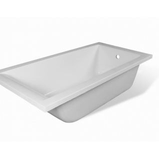 Отдельно стоящая ванна Эстет Дельта 160А белая
