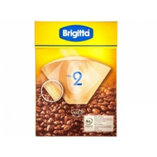 Фильтры бумажные Melitta Brigitta No.2, 100 шт. (0200145)