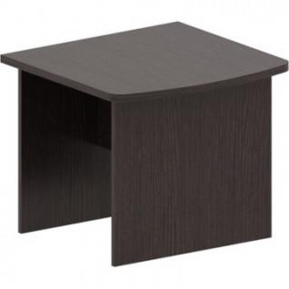 Мебель Mon_Эталон Стол приставной КЭ9 дуб венге
